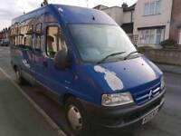 Citroen Relay minibus 17 seater