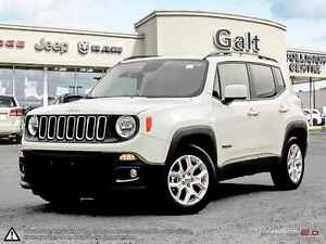 2016 Jeep Renegade NORTH   DEMO   SKY PWR ROOF   REMOTE START  