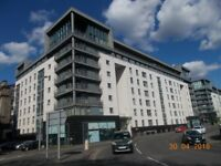 2 BEDROOM FLAT TO LET IN WALLACE STREET KINGSTON QUAY GLASGOW £150.00 PW