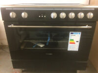 Brand New Montpellier Electric Range Cooker