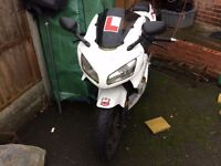 WK125 SPORTS FULLSIZED BIKE EXCELLENT CONDITION QUICK SALE NEEDED!!!!!