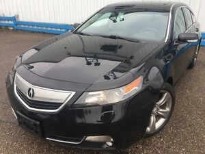 2012 Acura TL Tech Package AWD *NAVIGATION* Kitchener / Waterloo Kitchener Area image 1