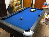 FREE Pool Table - just collect it and it is yours