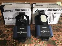 Acme LED Scan 25 PAIR