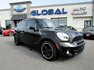 2012 MINI Cooper S Countryman Base ALL WHEEL DRIVE   S