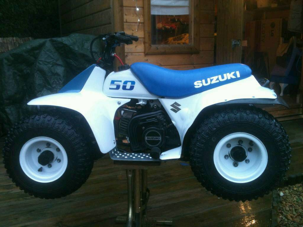 Suzuki Lt 50 Quad In Belfast Gumtree