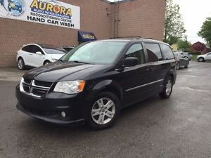 2012 Dodge Grand Caravan CREW - DVD PKG - NAVIGATION - LEATHER