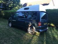VW T5 Transporter camper van very high spec