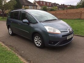 Citroen Grand C4 Picasso 1.8 i 16v VTR, 6 MONTHS FREE WARRANTY, 2 KEEPER, FULL SERVICE HISTORY
