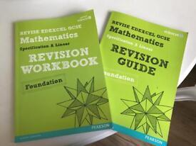 Maths GCSE revision books