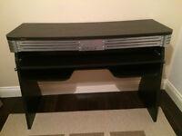 Sefour - X60 Studio DJ Desk (Black) (XR600-901)