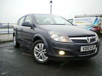 *2010 VAUXHALL ASTRA SXI 16V 1.4 PETROL *12 MONTHS MOT * Full service history * 3 Months WARRANTY *
