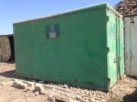 13ft x 7ft Storage Container Lorry Body