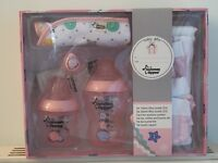 Tommee Tippee closer to nature gift pack Pink - **BRAND NEW**