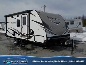 2017 Keystone RV PASSPORT ULTRA LITE