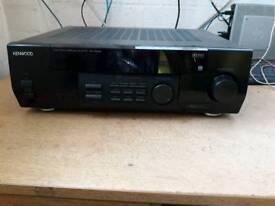 Kenwood av amp KRF - V5030D and Phono cable