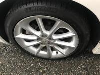 Lexus ct200 toyota alloys