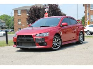 2012 Mitsubishi LANCER EVOLUTION GSR*EVO*TURBO*2nd Set of WINTER