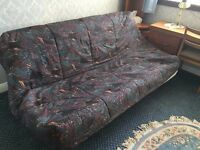 Mint condition solid sofa bed