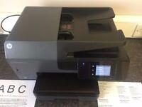 HP Officejet Pro 6830 Print Fax Scan Copy Web