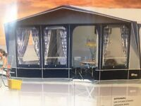 Inaca Sienna 250 awning size 12