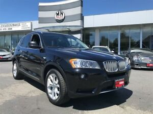 2013 BMW X3 XDrive 28i Fully Loaded Only 68000Km