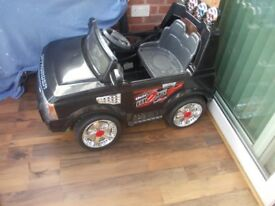 childrens 12v toy car