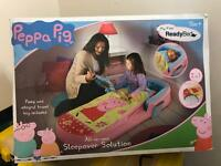 Peppa pig my first ready bed brand new
