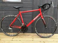 B'twin TRIBAN 3 Red Road bike (60)