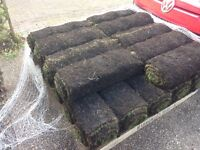 25 roles of turf delivered this morning vgc £60 ono