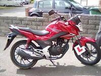 Honda GLR 125