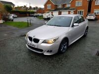 2007 56 bmw 525d se msport upgrades automatic full leather nice drive