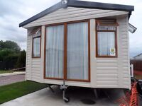 FLAMINGO LAND CARAVAN TO RENT 3 BEDROOMS SLEEPS 6 MODERN FULLY EQUIPPED