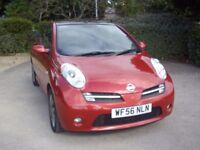 NISSAN MICRA 1.6 SPORT CABRIOLET COUPE