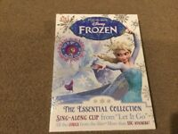 Frozen sing along book, BRAND NEW!!!