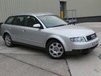 Audi A4 Avant 2.5 TDI AVANT 163BHP 5dr£1,500 FULL LEATHER INTERIOR