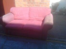 free old sofa