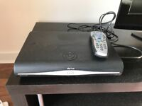 Sky HD box and remote, cables included