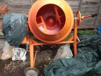 Powercraft Concrete Mixer For sale (Never Used)