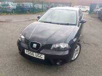 SEAT IBIZA 1.4ltr_3dr *** LOW MILES - FREE DELIVERY ***