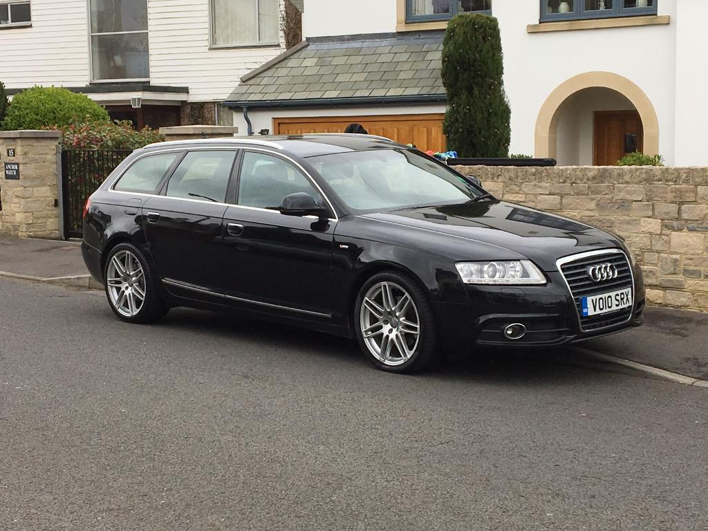 audi a6 avant 2 0 tdi le mans edition s line 5 door in. Black Bedroom Furniture Sets. Home Design Ideas