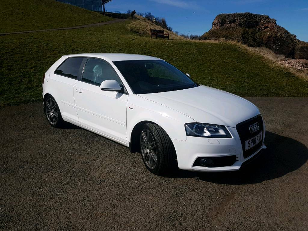 audi a3 special edition in prestonpans east lothian. Black Bedroom Furniture Sets. Home Design Ideas