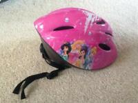Disney Girls Cycling Helmet