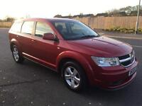 2009 DODGE JOURNEY CRD 2.0 DIESEL AUTOMATIC SXT 7 SEATER FULL SERVICE LOW MILES MINT NOT FORD