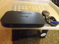 Sky Q wireless broadband router ER110