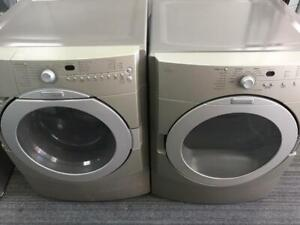 85-Laveuse Sécheuse Frontales  KITCHEN AID  Frontload Washer Dryer