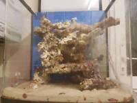 Resun 94l marine aquarium