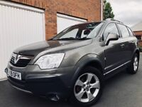 2009 09 Vauxhall Antara 16v SE**2.0 Litre CDTI*Diesel*Full Leather*Sat-Nav*5 Door* Not Q3 Q5 X3 X5