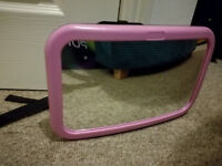 Wide View Car Safety Mirror - Excellent condition (Horfield)
