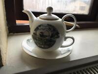 Robin Hood teapot / ornament